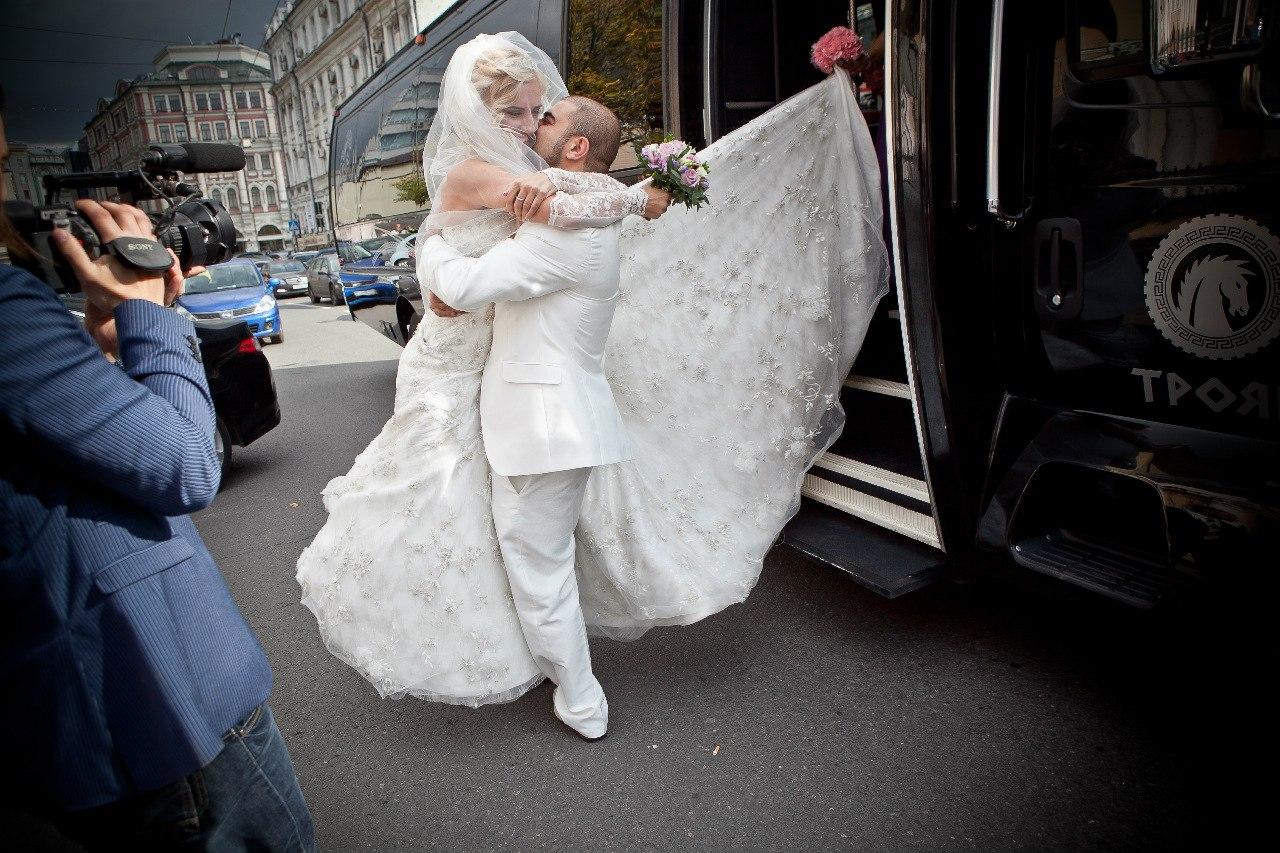 Фото свадьба агибаловой и илья гажиенко
