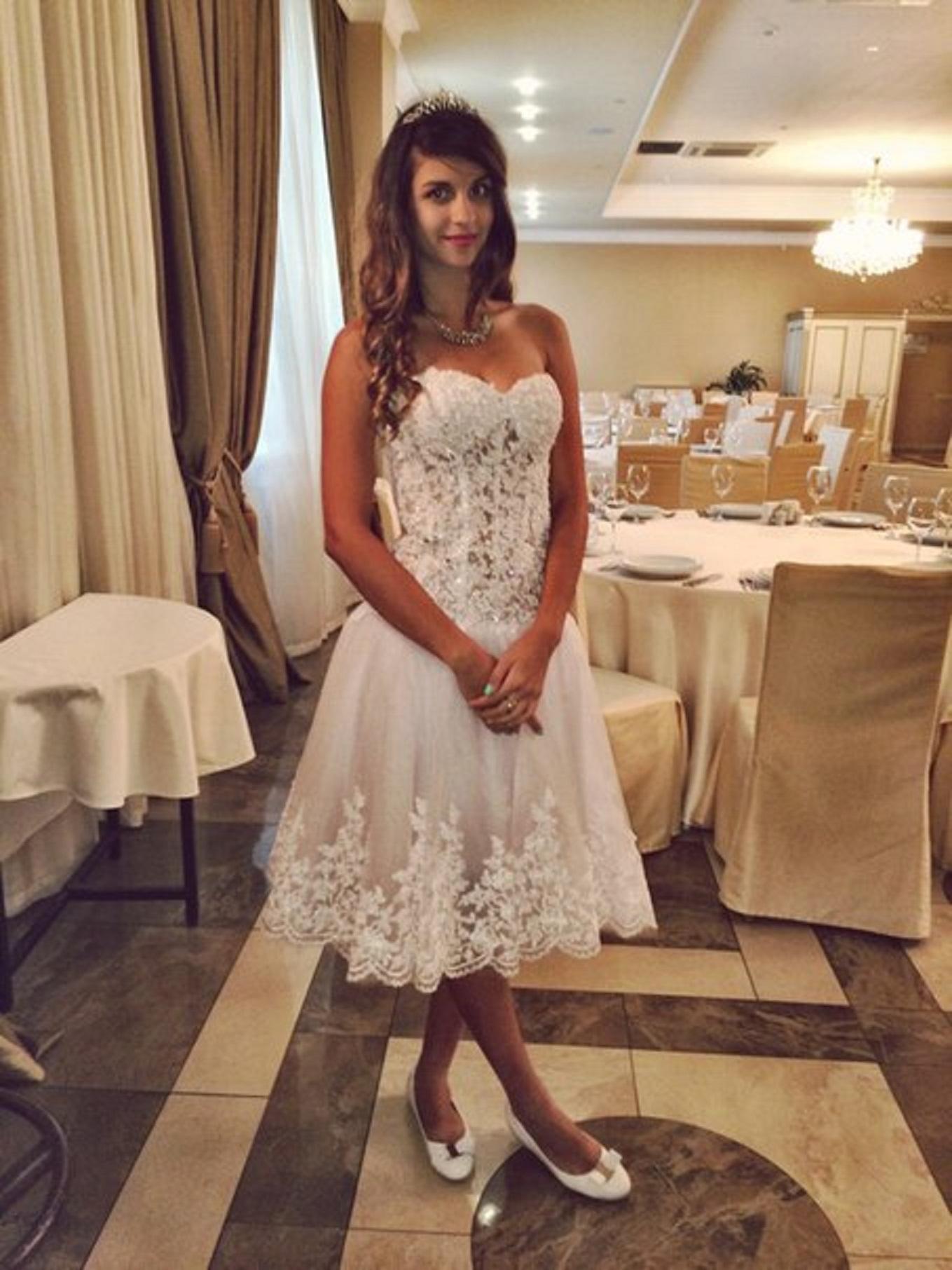 Алиана устиненко и гобозов свадьба фото