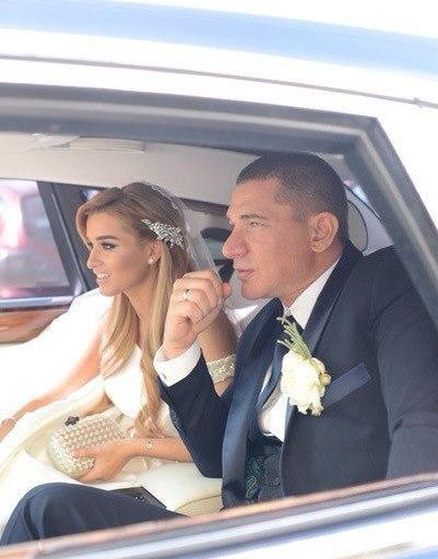 кто фотографировал свадьбу ксении бородиной возрастом будхуз