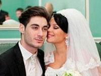 Свадьба Тиграна Салибекова и Юлии Колисниченко