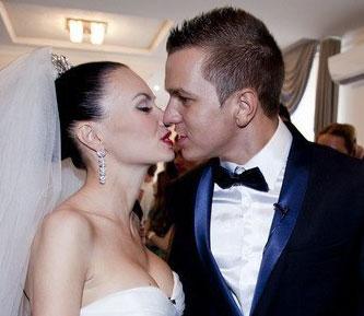 Свадьба Антона Гусева и Евгении Феофилактовой