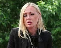 Юлия Щаулина бросила Самсонова и ушла с проекта (19.06.2013г)