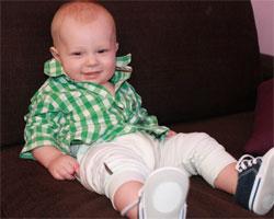 Родители Антона не уверены, что Даниэль их внук (01.07.2013г)