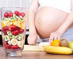 Разгрузочные дни в период беременности