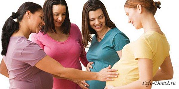 Полезные советы при первой беременности