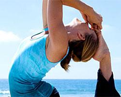 Лечебная гимнастика для пляжа