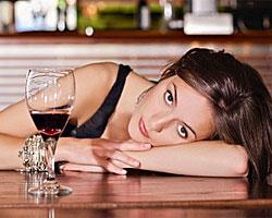 Причины и последствия женского алкоголизма
