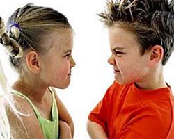Агрессивный ребенок. Что делать?