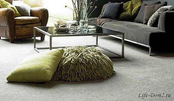 Выбираем ковровое покрытие