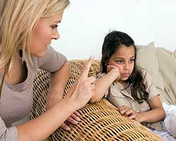 Поощрение и наказание ребенка в семье