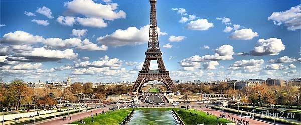 Лучшие места для романтического путешествия