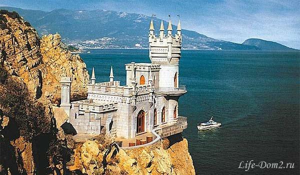 Где стоит побывать в Крыму?