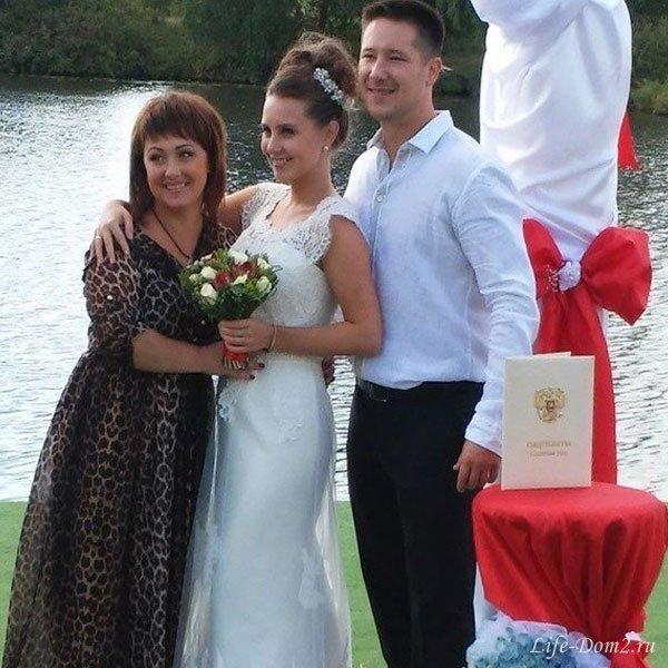 Катя крутилина свадьба фото