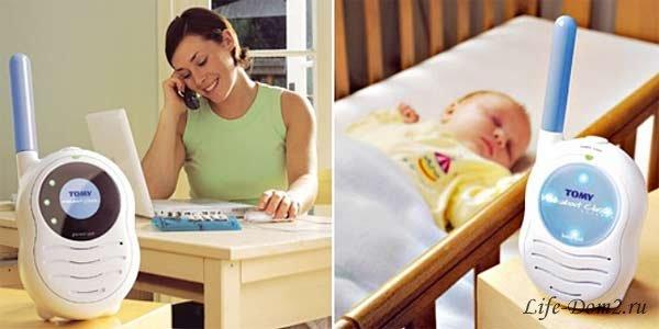 Радионяня – умная нянечка для вашего младенца