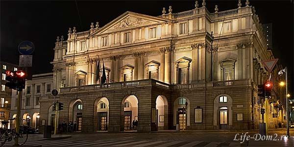 Милан как центр туризма в Италии