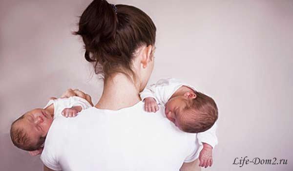 Беременность двойней: признаки и особенности