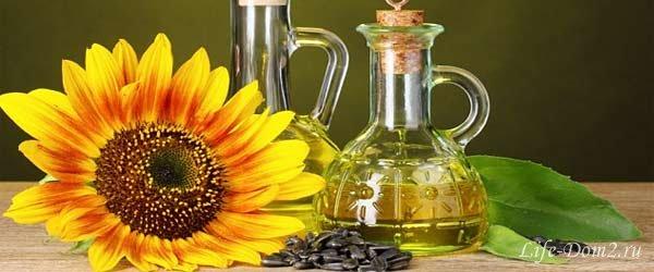 Семь самых полезных растительных масел