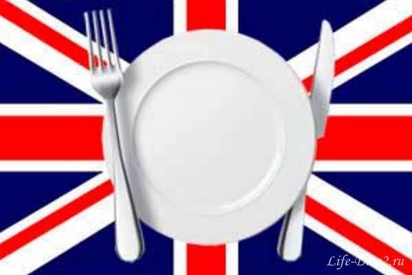 Английская диета и ее особенности