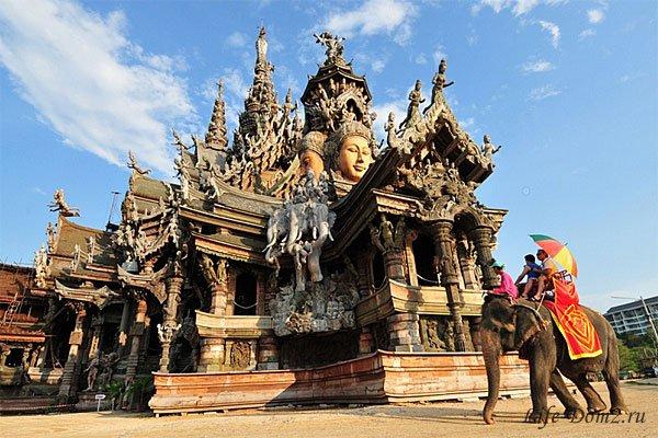 Паттайя – жемчужина Таиланда