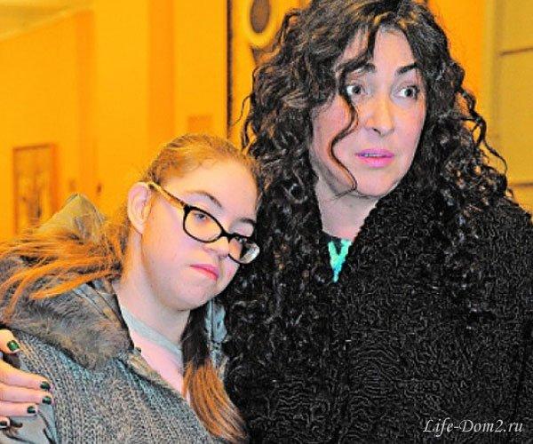 Почему дочь Лолиты Милявской живет не с матерью