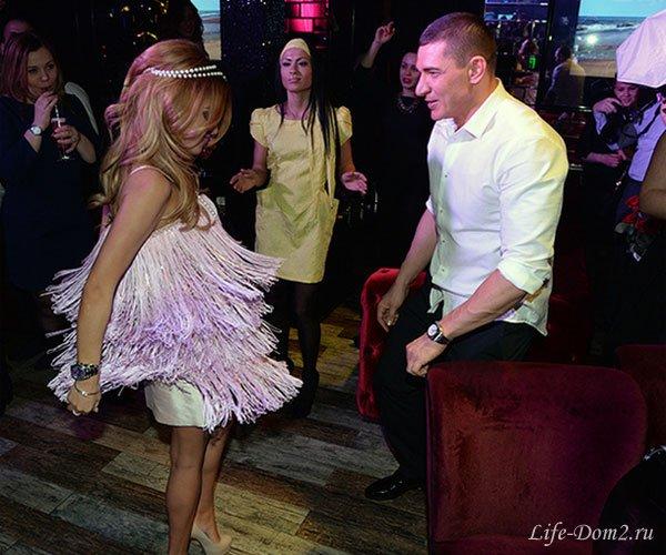 Ксения Бородина с размахом отпраздновала свое 32-летие