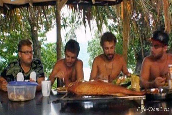 Зрители раскритиковали поведение мальчиков-островитян