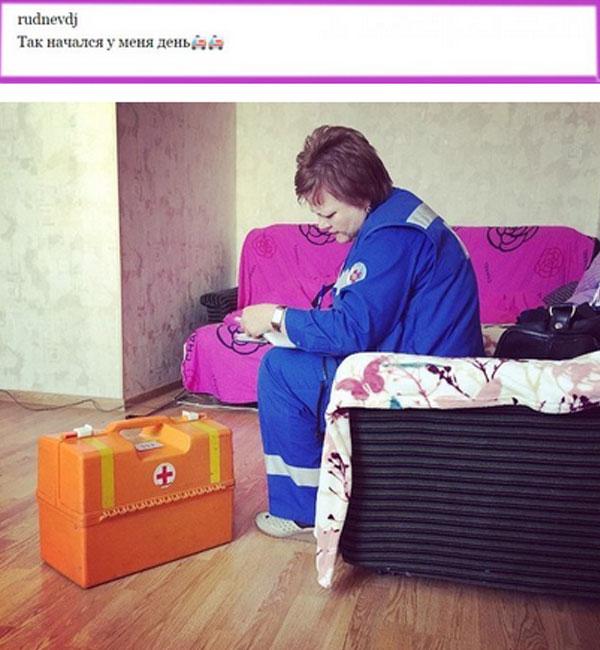 Жене Рудневу потребовалась помощь после боя
