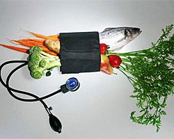 Правильное питание при повышенном давлении