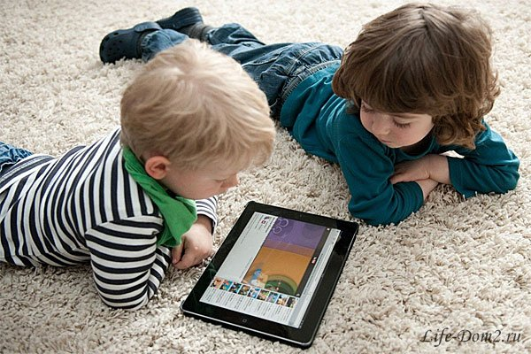 Нужен ли ребенку планшет?
