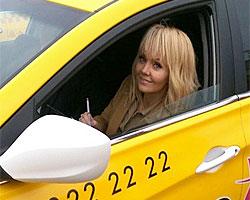 Российские звезды поработали таксистами