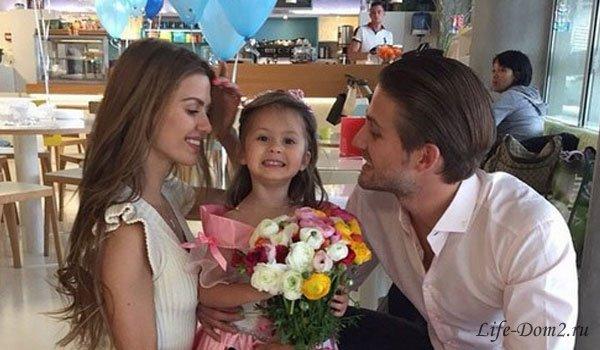 Виктория Боня планирует второго ребенка