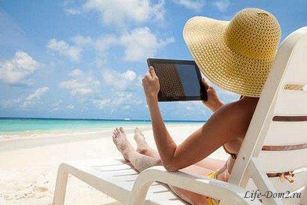 Что взять с собой в отпуск на море?