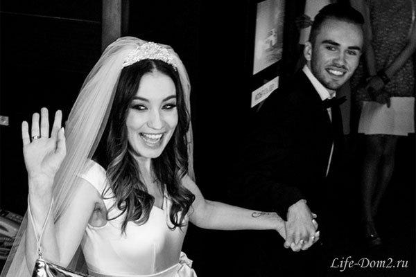 Подробности свадьбы Виктории Дайнеко