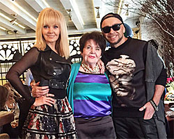 Певица Валерия отпраздновала свой 47-й День рождения