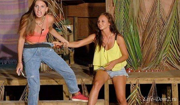 Во всех бедах «Острова любви» виновата Лисова?