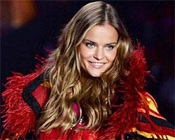 Ангелом Victoria's Secret впервые стала русская модель