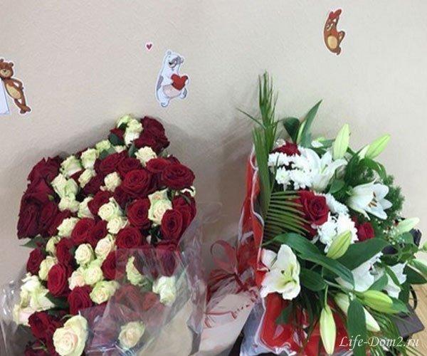 Гаспаров сделал Алиане шикарный сюрприз. Фото