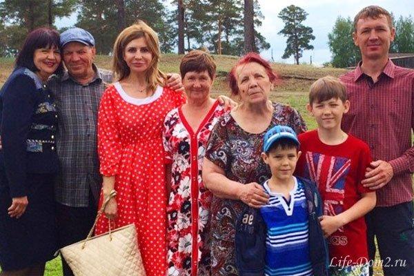 Ирина Александровна навестила свою малую родину