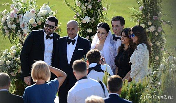 Сын Игоря Крутого провел свадьбу в гольф-клубе