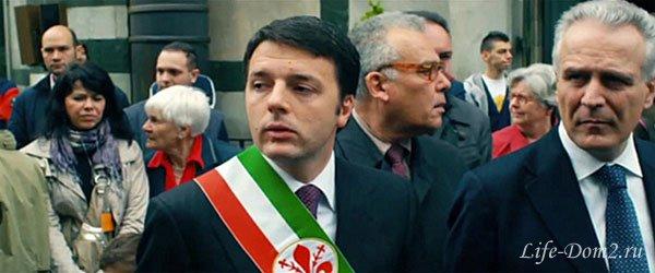 Алексей Воробьев снялся в новом фильме с премьером Италии