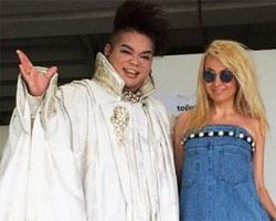 Яна Рудковская нашла в Японии близнеца Филиппа Киркорова