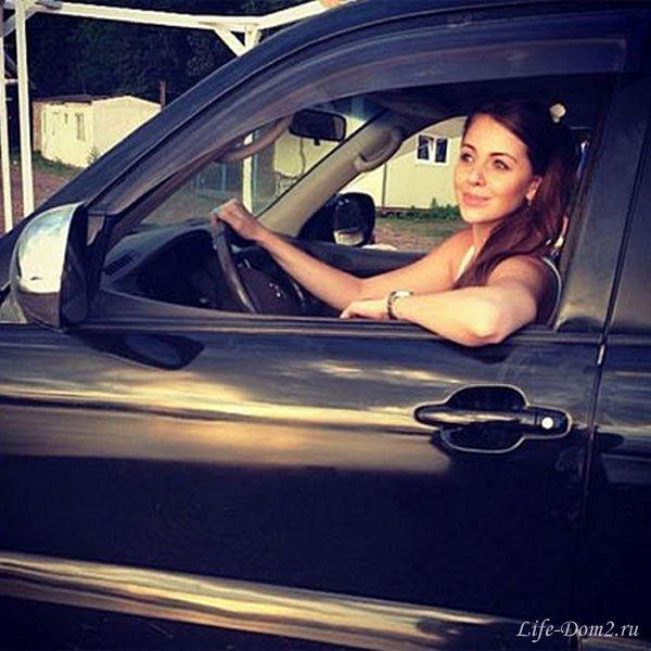 Автомобиль на который заработала Ольга Рапунцель