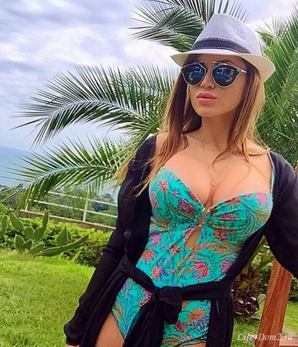 Диана Игнатюк увеличила грудь. Фото