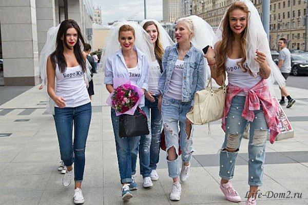 Ксения Бородина отожгла на своем девичнике