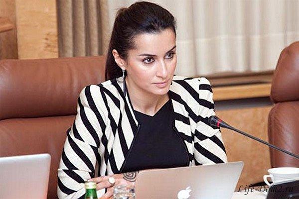 Тина Канделаки рассказала как она знакомится в интернете