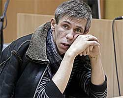 Алексея Панина насильно держат в психиатрической клинике