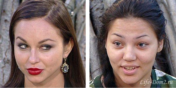 Мексика дом 2 без макияжа и фотошопа