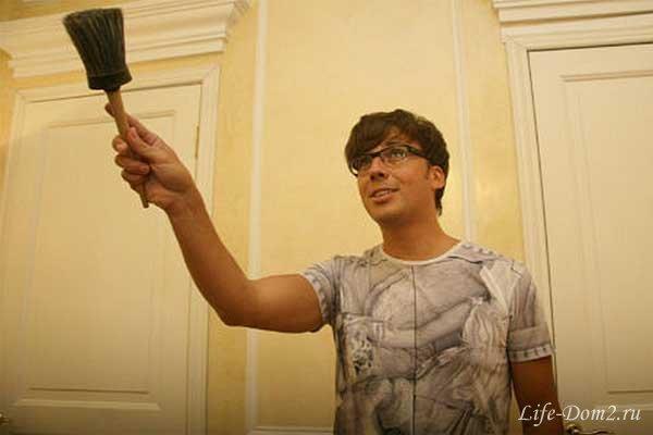 Максим Галкин предложил свою помощь в ремонте концертного зала