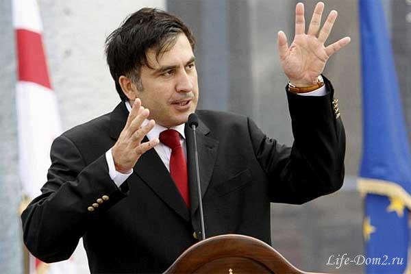 Михаил Саакашвили против концерта Тимати в одесском клубе
