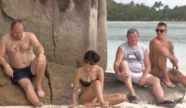 Зрители недовольны «островитянами»